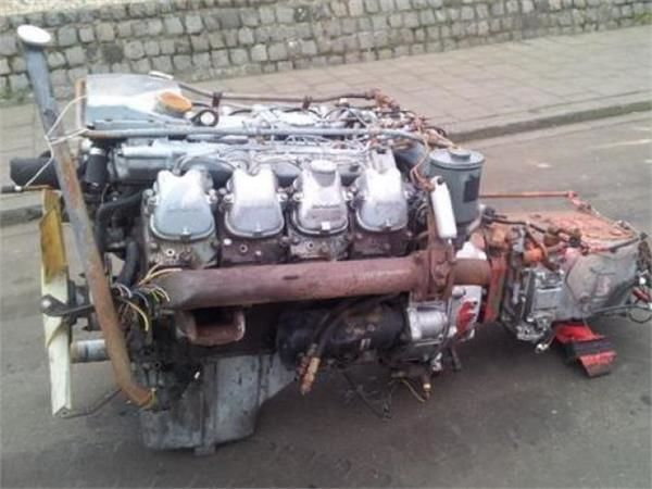 motore MAN 18.256 per camion MAN 18.256