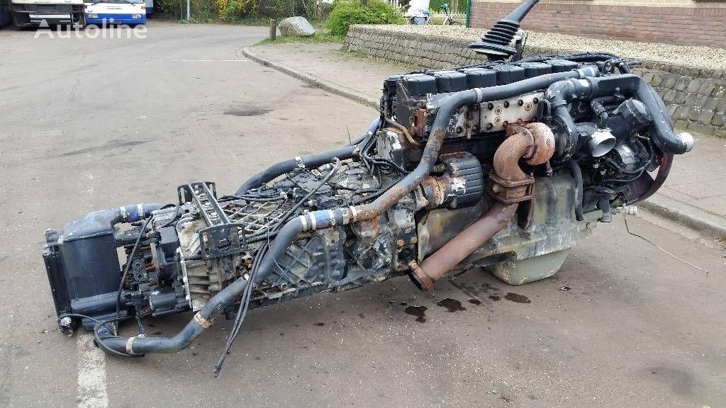 motore MAN 414 per trattore stradale MAN 414