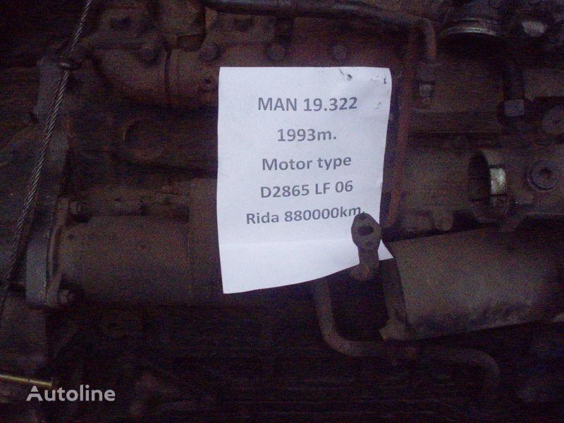 motore MAN D 2865 LF 06 per camion MAN 19.322