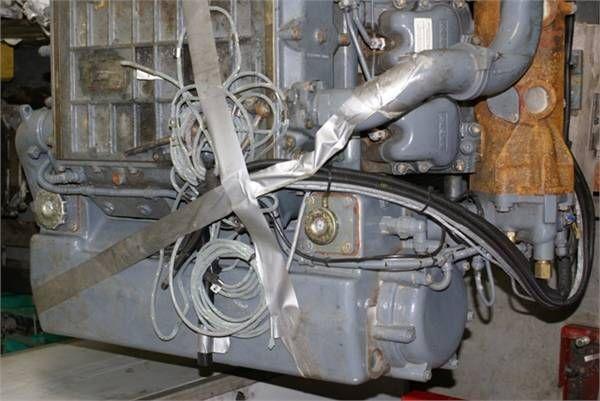 motore MAN D2842LE405 per escavatore MAN D2842LE405