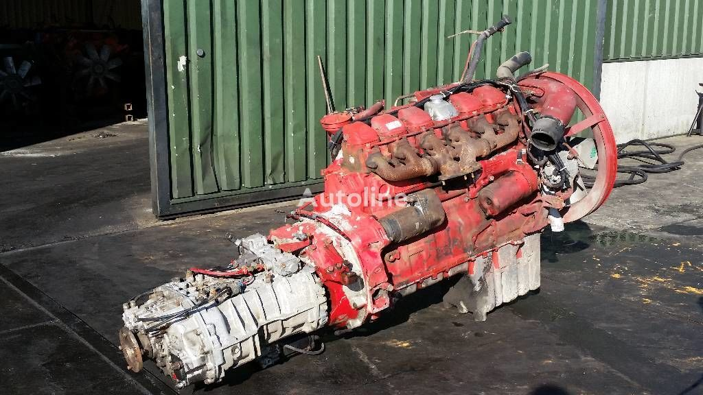 motore MAN D2866F per camion MAN D2866F