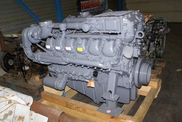 motore MAN NEW FACTORY ENGINES per altre macchine edili MAN NEW FACTORY ENGINES nuovo