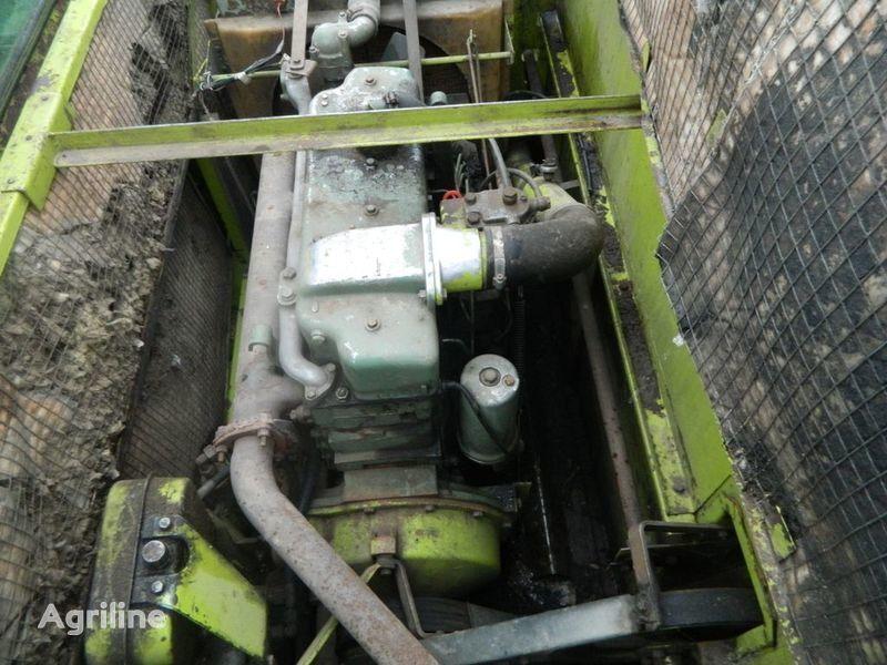 motore MERCEDES-BENZ OM 352 per mietitrebbia CLAAS DOMINATOR 85