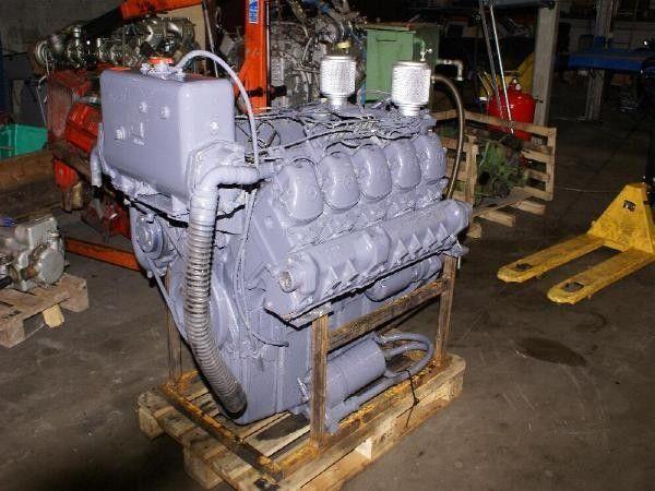 motore MERCEDES-BENZ OM 403 MARINE per altre macchine edili
