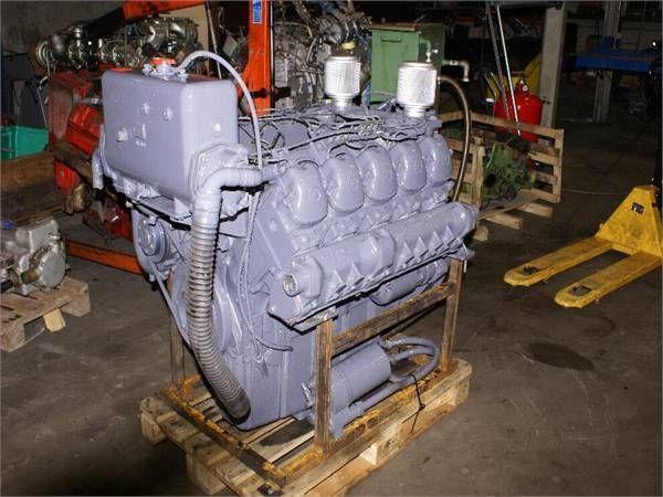 motore MERCEDES-BENZ OM444LA per altre macchine edili