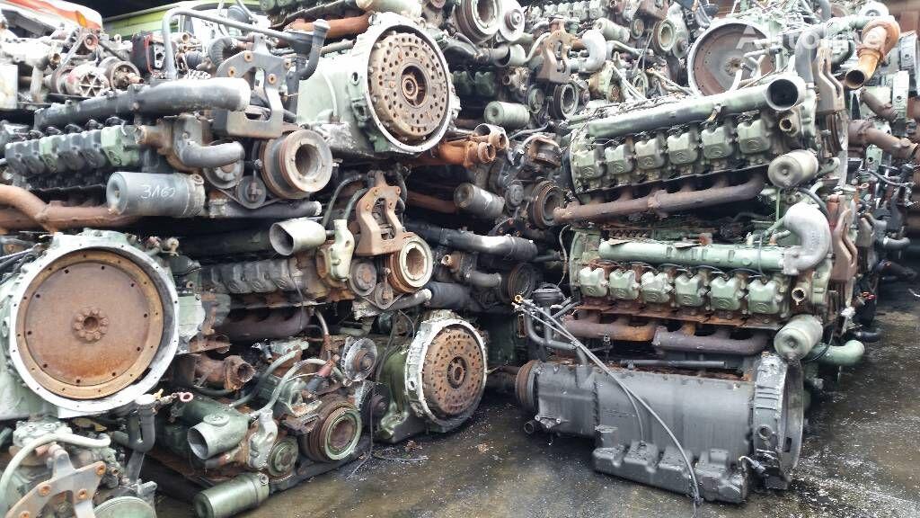 motore MERCEDES-BENZ OM447 OM447LA per camion MERCEDES-BENZ OM447 OM447LA