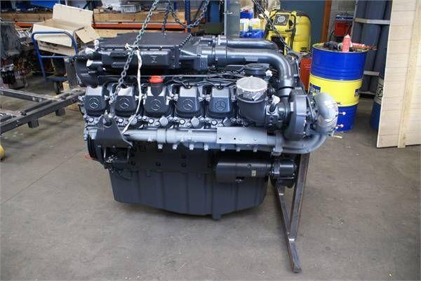 motore MTU 12V183 LONG-BLOCK per escavatore MTU 12V183 LONG-BLOCK