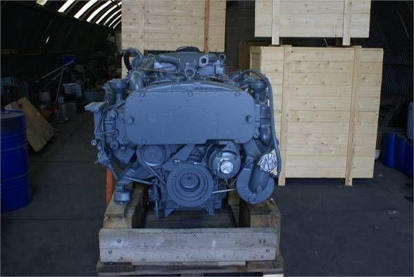 motore MTU 8V183 TE93 per generatore
