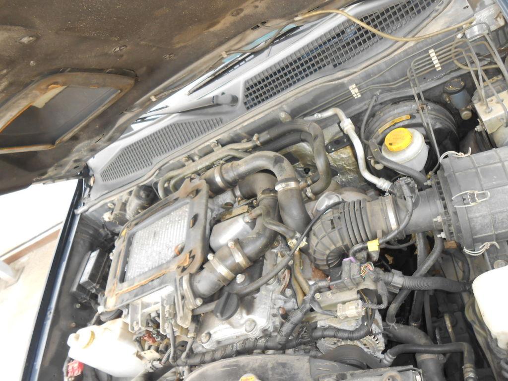motore NISSAN TERRANO II 3.0 D ZD30D per camion NISSAN TERRANO II / NISSAN PATROL 3.0