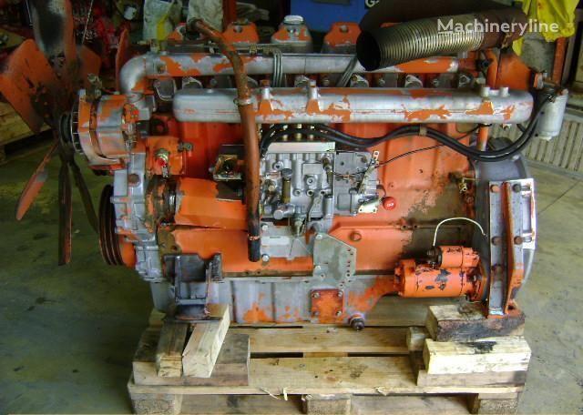 motore SCANIA per altre macchine edili SCANIA DS 941