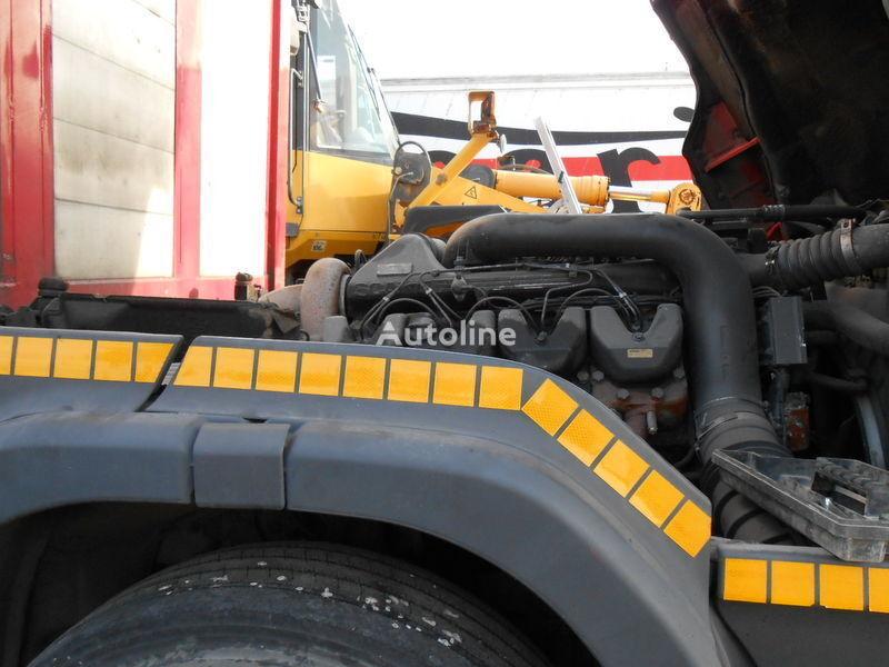 motore SCANIA 144 DSC1415L02 V8 PS 460/530 DSC 1415 L02 per camion SCANIA Mod 144 PS 460/530