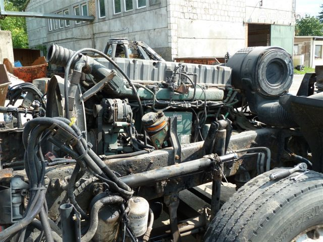 motore VOLVO D12A per VOLVO FH12