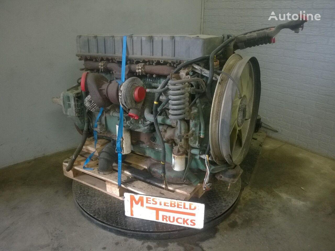 motore VOLVO D12A 420 EC 93 per trattore stradale VOLVO Motor D12A 420 EC 93