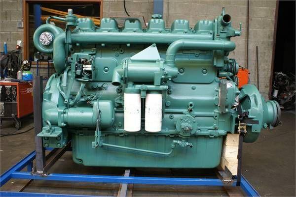 motore VOLVO TD121C per rullo VOLVO TD121C