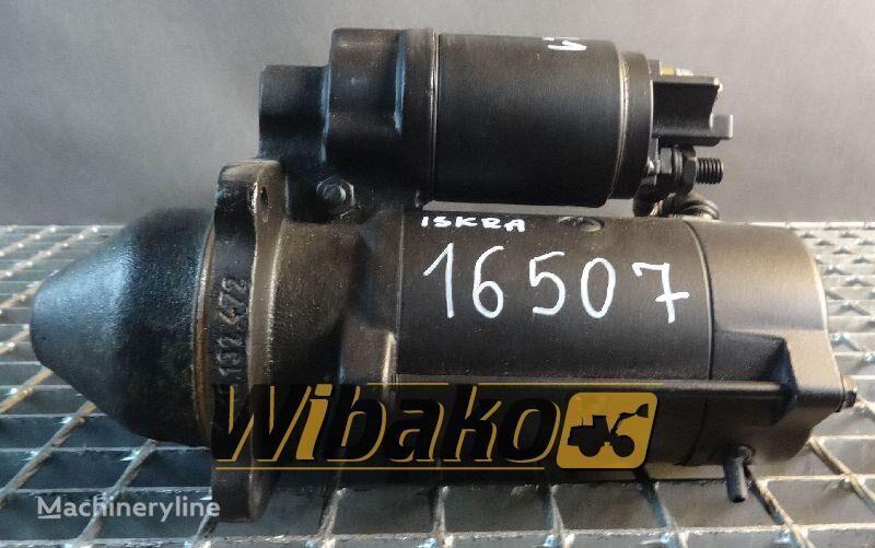 motorino d'avviamento Iskra per altre macchine edili 11131780