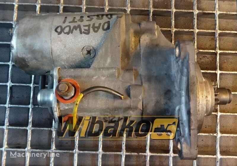 motorino d'avviamento Starter Daewoo 112502 per altre macchine edili 112502