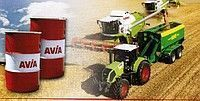 pezzi di ricambi Motornoe maslo AVIA MULTI HDC PLUS 15W-40 per altre macchine agricole