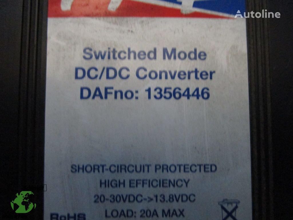 pezzi di ricambi 1356446 Converter DAF per camion DAF