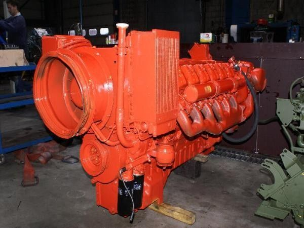 pezzi di ricambi DEUTZ BF12L513 per altre macchine edili DEUTZ BF12L513