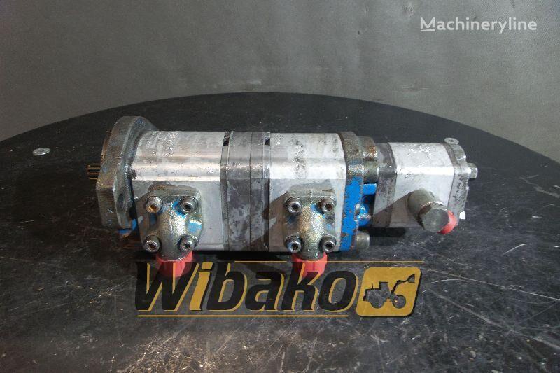 pezzi di ricambi Gear pump Bosch 510666007 (3) (510666007(3)) per escavatore 510666007 (3)
