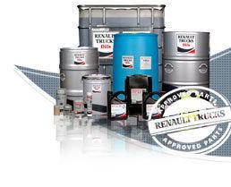 pezzi di ricambi Sertificirovannoe originalnoe maslo ot Renault Trucks. RENAULT Trucks per camion RENAULT