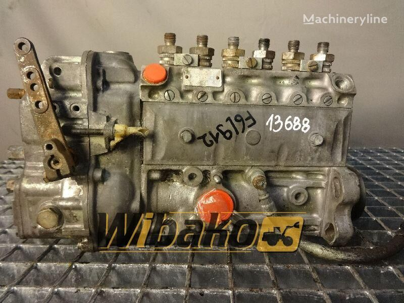 pompa carburante ad alta pressione Injection pump Bosch 0400866039 per escavatore 0400866039 (PES6A80D410/3RS2527)