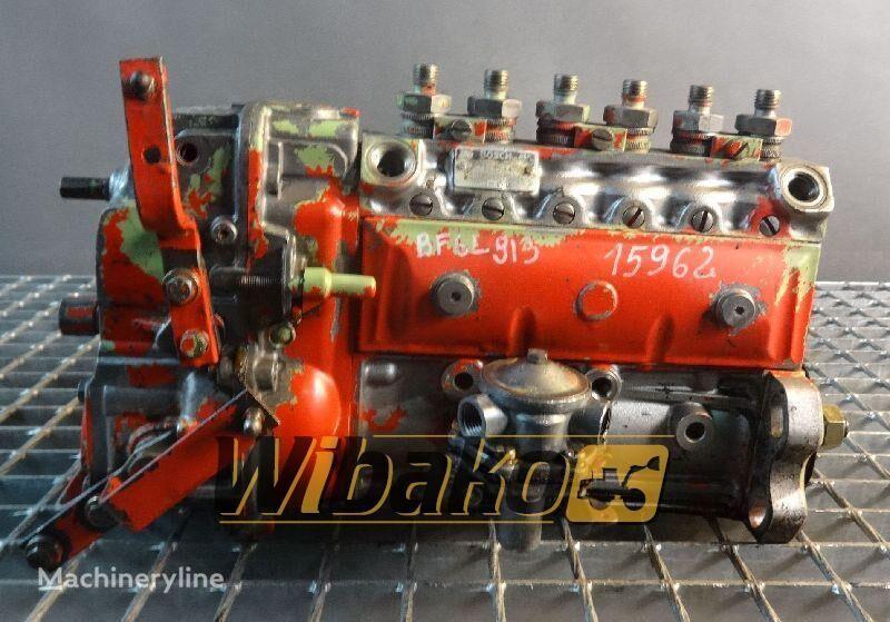 pompa carburante ad alta pressione Injection pump Bosch 0400866076 per escavatore 0400866076 (PES6A85D410/3RS2415)