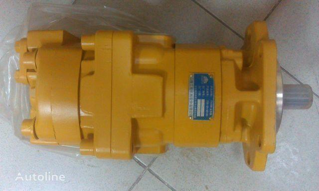 pompa dell'olio SHANTUI SD23, Komatsu D85 Original per bulldozer nuova