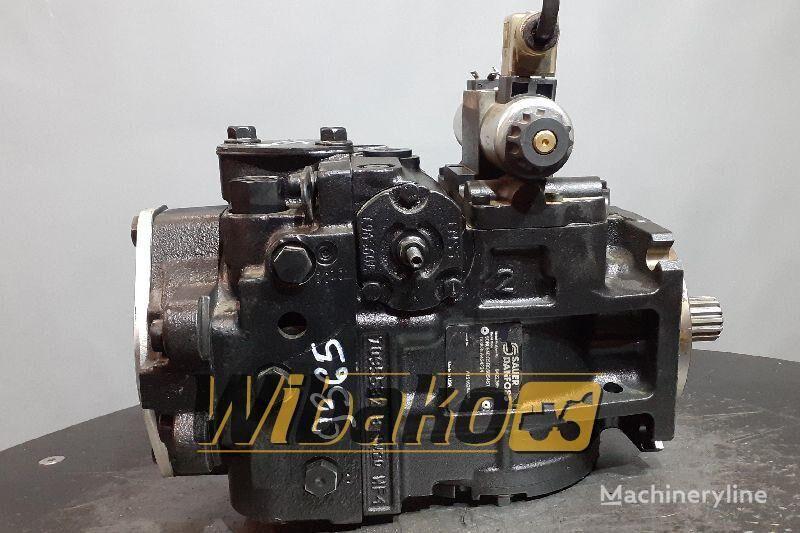 pompa idraulica Hydraulic pump Sauer 90R055 DC5BC60S4S1 DG8GLA424224 (90R055DC5B per escavatore 90R055 DC5BC60S4S1 DG8GLA424224 (9422365)