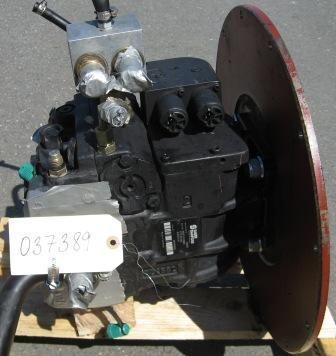 pompa idraulica Sauer-Danfoss Hydrostatické čerpadlo per pala gommata MERLO