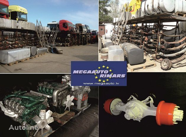 radiatore di raffreddamento motore per camion MANY TYPES AND MODELS