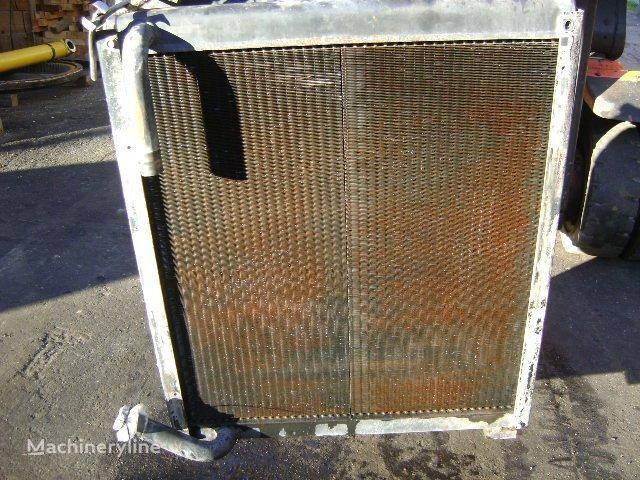 radiatore di raffreddamento motore FIAT per escavatore FIAT Hitachi