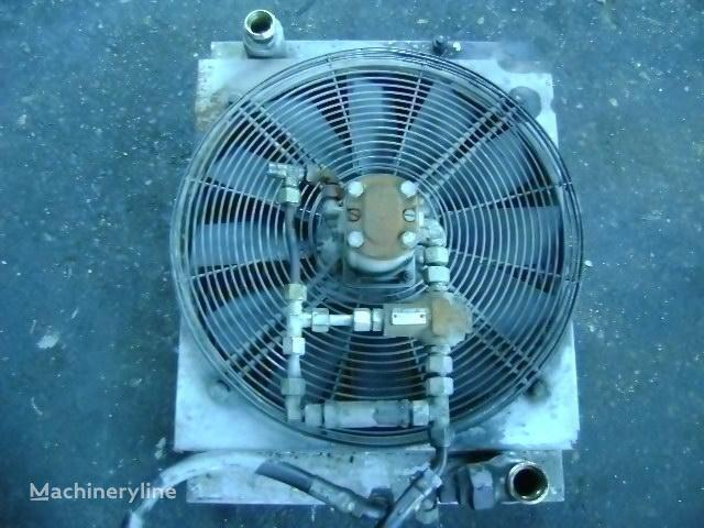 radiatore di raffreddamento motore O&K Oil per escavatore O&K RH6