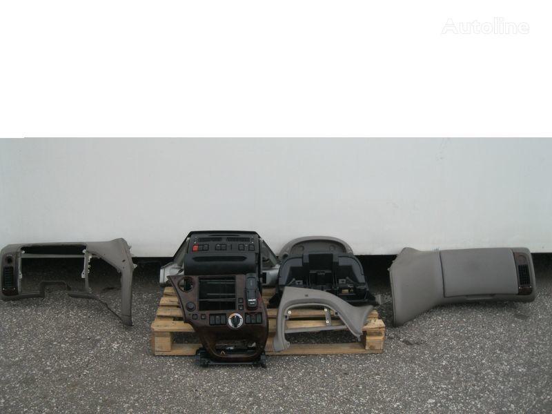 rivestimento DAF PRZEKŁADKA PRZERÓBKA KABINY Z ANGLIKA per trattore stradale DAF XF 105