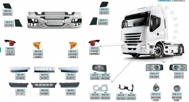 rivestimento IVECO COVIND per trattore stradale IVECO STRALIS nuovo