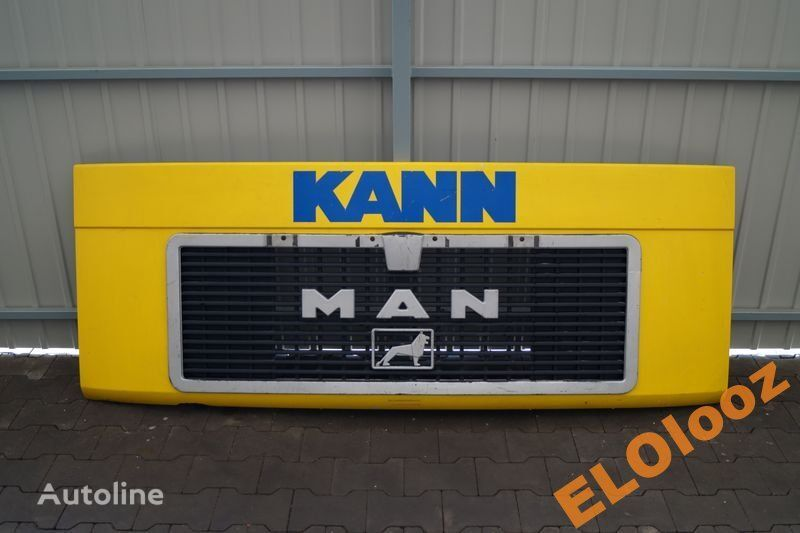 rivestimento MAN per camion MAN MASKA ATRAPA GRILL MAN F2000 F90 ORYGINALNA