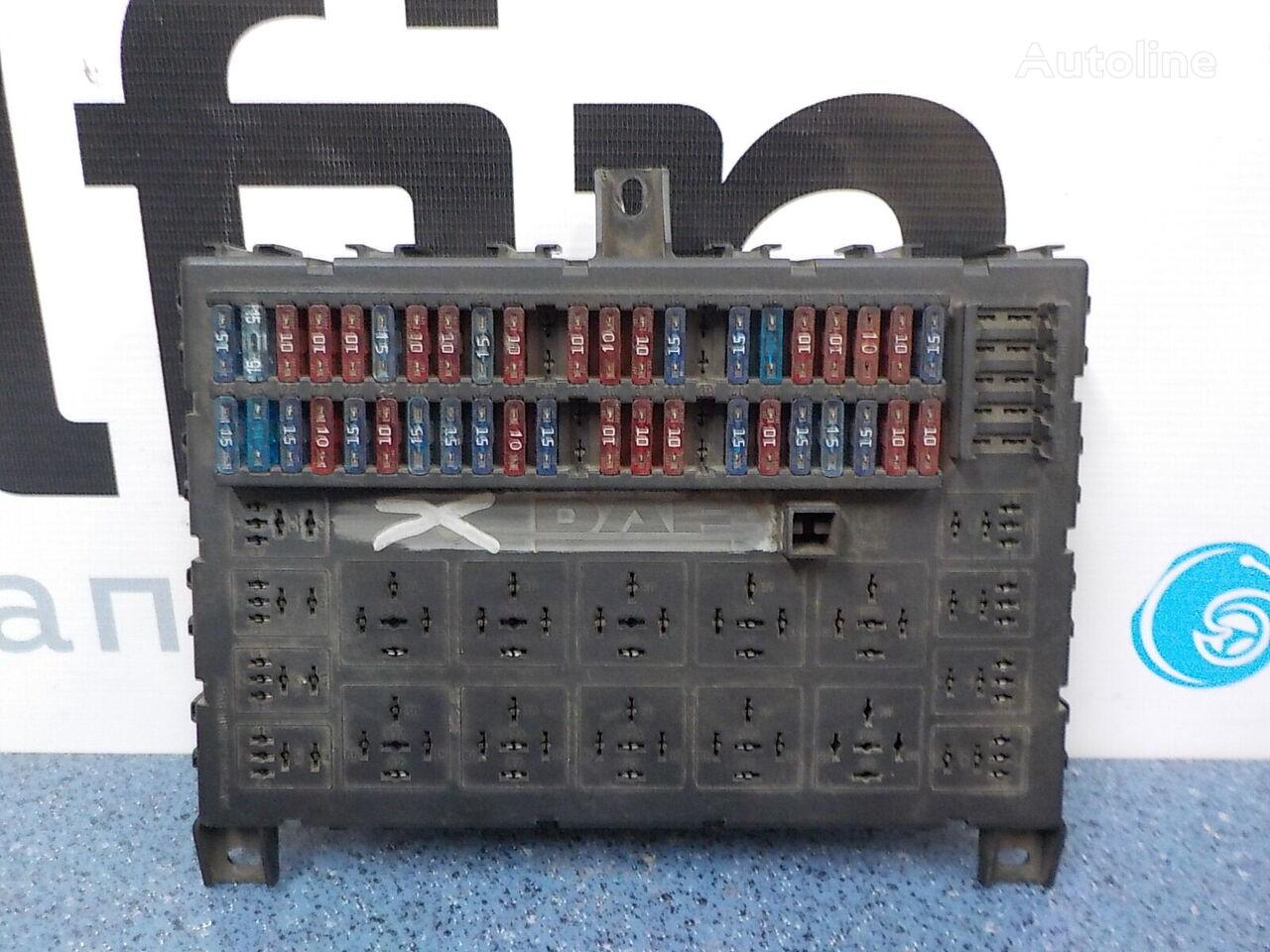 scatola dei fusibili DAF per camion DAF