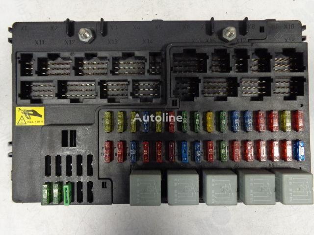 scatola dei fusibili MERCEDES-BENZ Grundmodul fuse protection box 0004463058