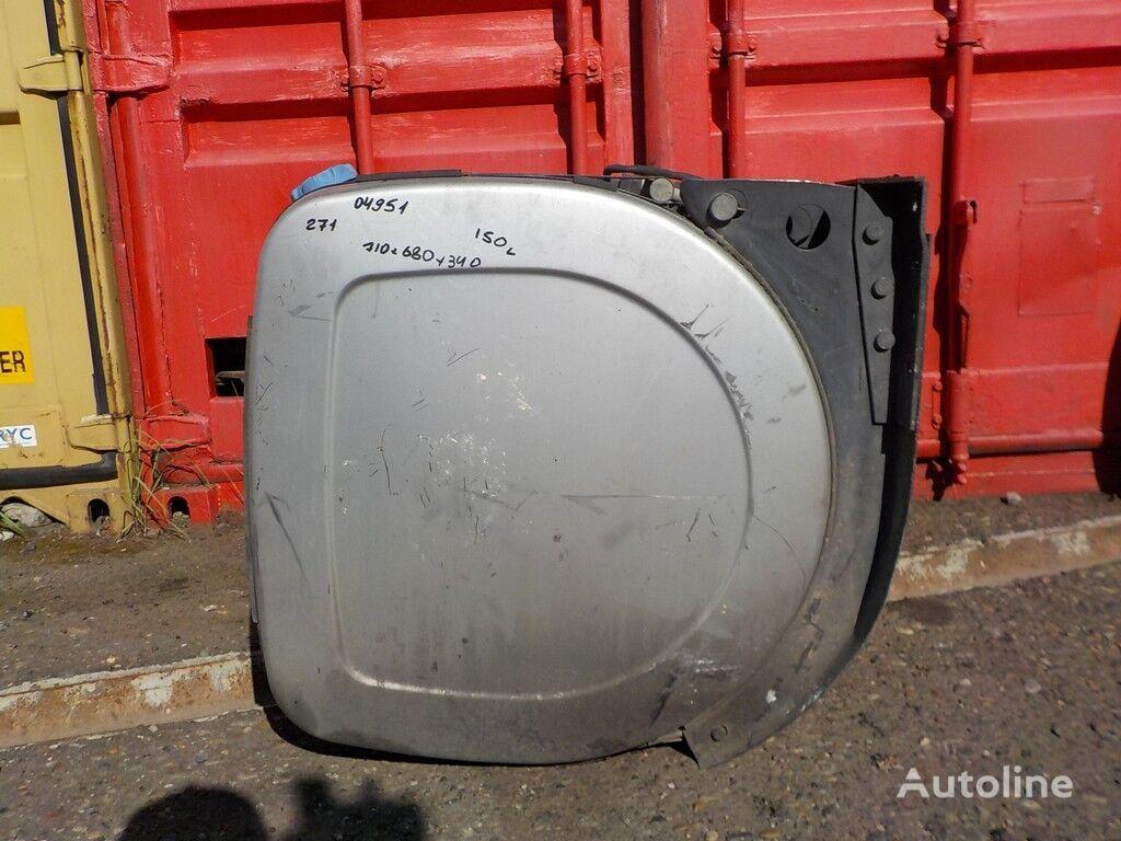 serbatoio AdBlue VOLVO RVI 700X700X330 per camion