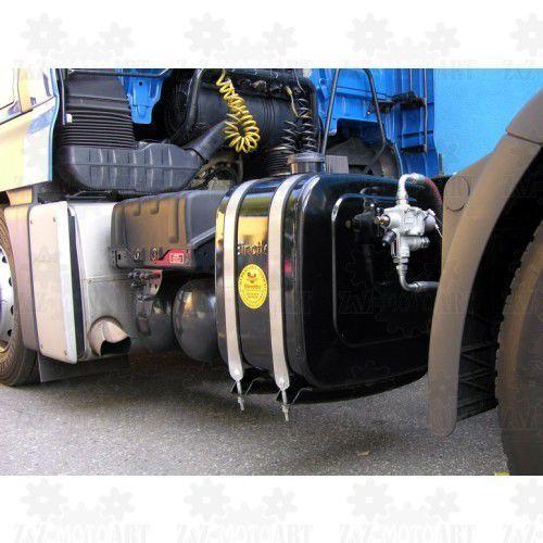 serbatoio idraulico s bokovym krepleniem per camion nuovo