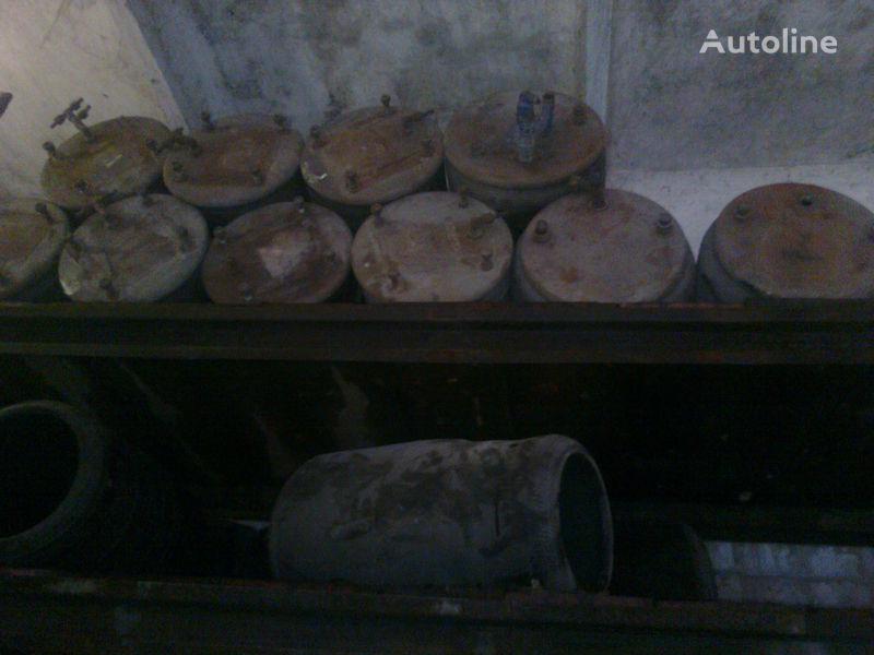 sospensione pneumatica per semirimorchio