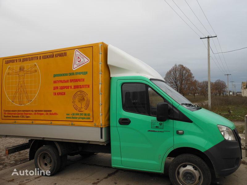 spoiler GAZ per camion GAZ NEXT nuovo