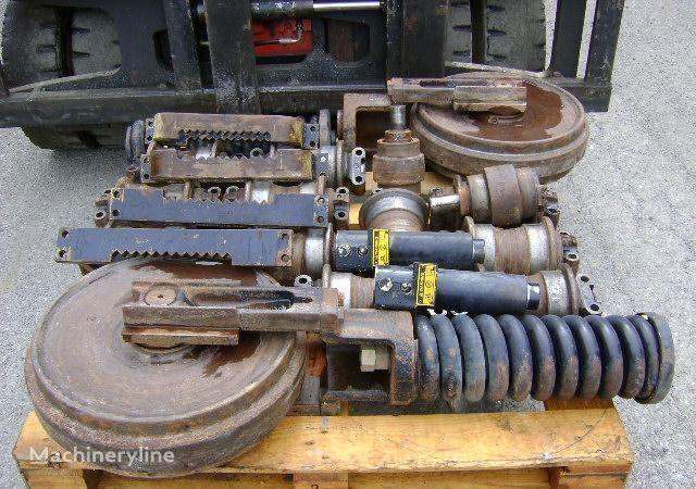 tenditore anteriore CATERPILLAR Idler Wheel per escavatore CATERPILLAR 312