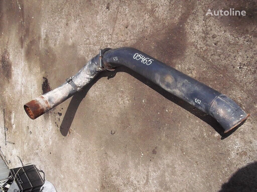 tubo di scappamento gaza Iveco per camion