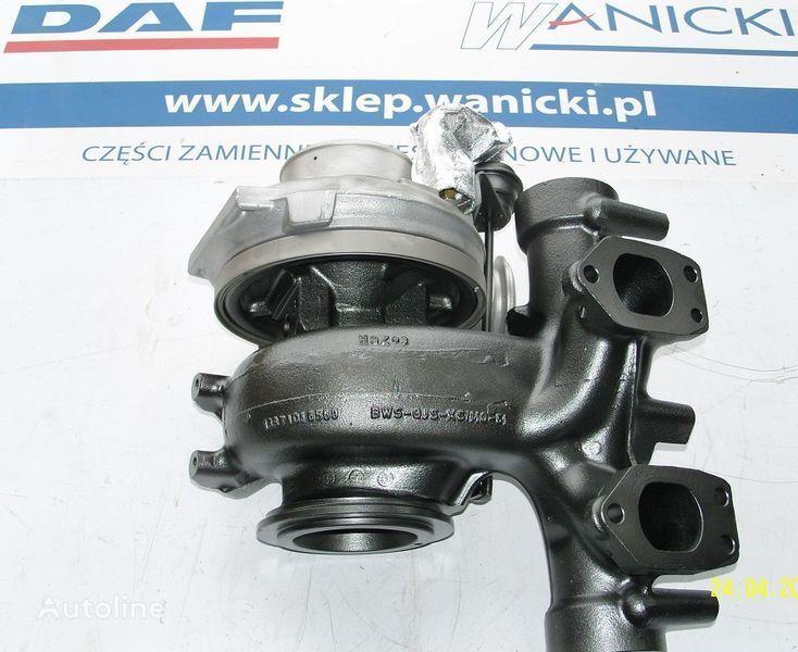 turbocompressore DAF TURBO TURBINA,REGENEROWANA, Turbocharger, EURO 5, per trattore stradale DAF  XF 105, CF 85