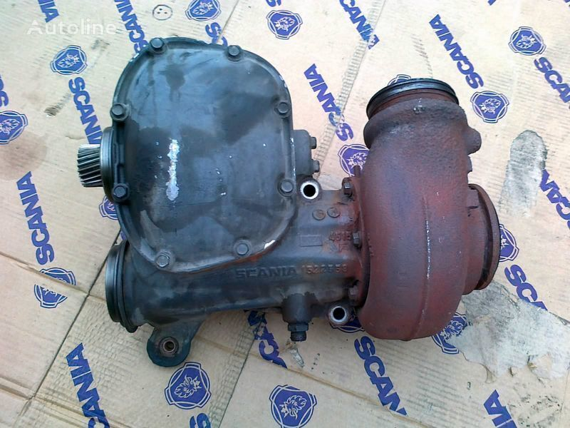 turbocompressore SCANIA TURBO COMPOUND per trattore stradale SCANIA R 420 Euro 4