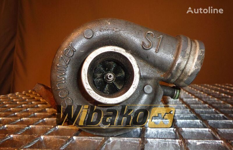 turbocompressore Turbocharger Schwitzer 4209164KZ per camion 4209164KZ