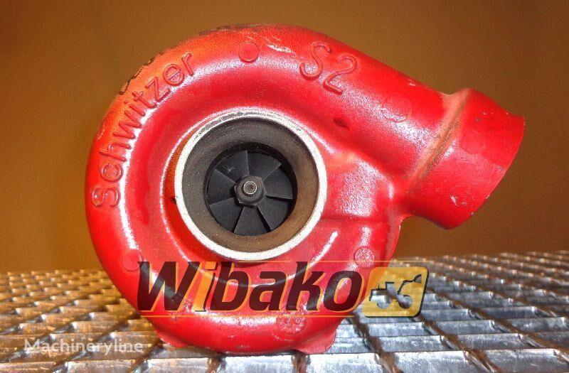turbocompressore Turbocharger Schwitzer 52A1570 per altre macchine edili 52A1570 (180096-0914)