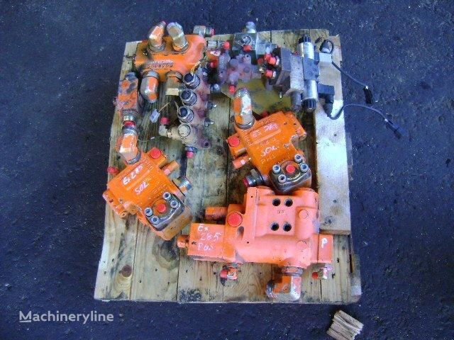 valvola FIAT-HITACHI Block per escavatore FIAT-HITACHI Ex 285