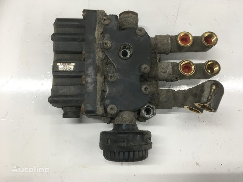 valvola SCANIA per trattore stradale SCANIA Ecas hoogteregelventiel R480